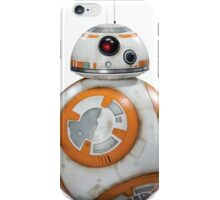Star Wars - bb8 droid iPhone Case/Skin