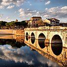 Bridge reflections by Francesco Malpensi
