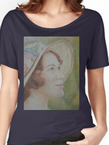 Lady Sybil Women's Relaxed Fit T-Shirt