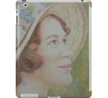 Lady Sybil iPad Case/Skin