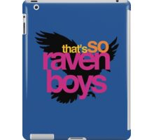 That's So Raven Boys iPad Case/Skin