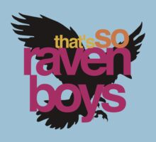That's So Raven Boys Kids Tee