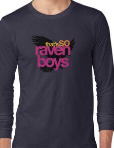That's So Raven Boys Long Sleeve T-Shirt