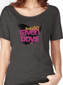 That's So Raven Boys Women's Relaxed Fit T-Shirt