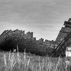 Old Fishing Boat by John Hare