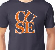 CUSE - LOVE ORANGE Unisex T-Shirt