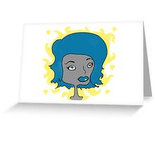 Love Machine Greeting Card