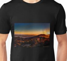 Sunset Near Cambria, California Unisex T-Shirt