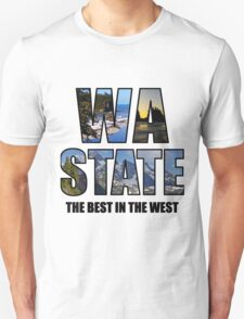 washington state - best in the west T-Shirt