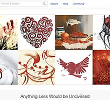 7 April 2011 by The RedBubble Homepage