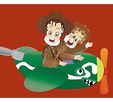 Larravide Fun Ride Photographic Print