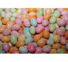 Jelly Beans! Photographic Print