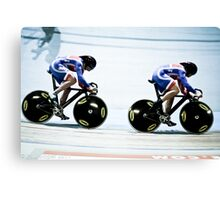 GB Team Sprint Canvas Print