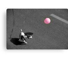 Paris - Ball game Canvas Print
