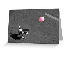 Paris - Ball game Greeting Card