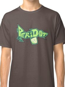 Peridot Spray Classic T-Shirt