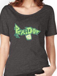 Peridot Spray Women's Relaxed Fit T-Shirt
