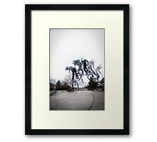 back3 Framed Print