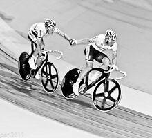 World Madison Champions 2011 by Paul  Sloper