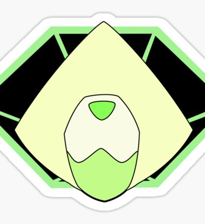 Peridot Sticker