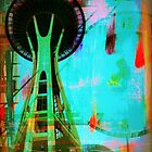 Space & Needle by brandi1441
