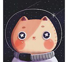 Cat Astro Photographic Print