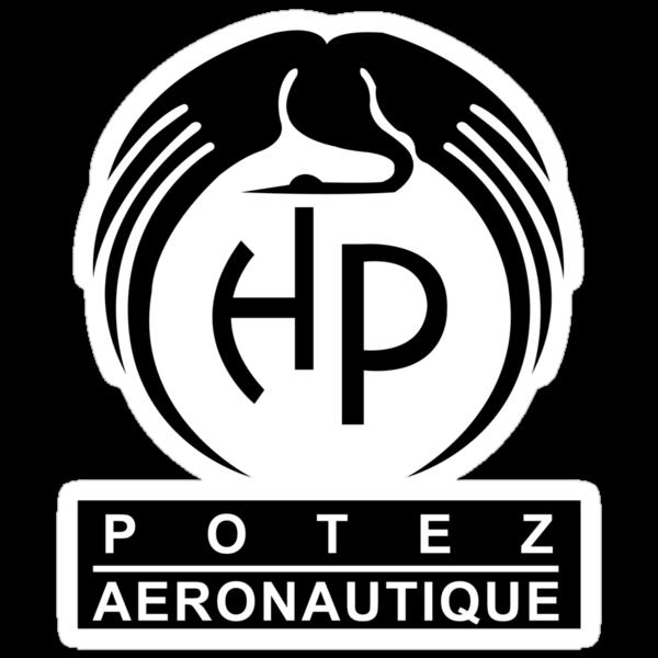 Potez Aircraft Company Logo by warbirdwear