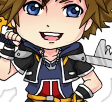Chosen Light Sora Sticker