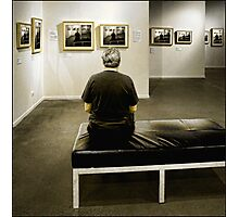 theatre of the self Photographic Print