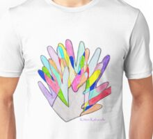 We are the colours Unisex T-Shirt