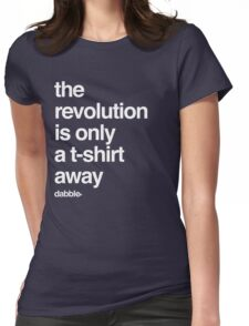 The Revolution Womens Fitted T-Shirt