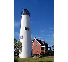 St. George Lighthouse Photographic Print