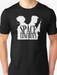 Two Space Cowboys Unisex T-Shirt