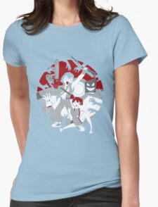 Ashes to Ashes Womens Fitted T-Shirt