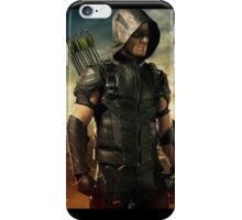 Arrow Season 4 | Green Arrow | Oliver Queen | Stephen Amell iPhone Case/Skin