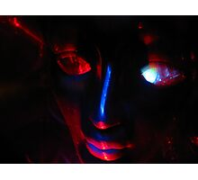A Lighted Being Photographic Print