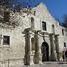 "I Will Always ""Remember The Alamo"" by Debbie Robbins"