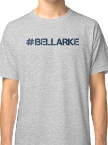 #BELLARKE (Navy Text) Classic T-Shirt