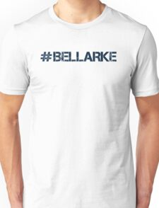 #BELLARKE (Navy Text) T-Shirt