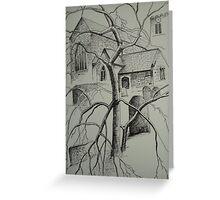 Church, Conwy Greeting Card