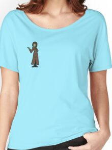 Once Upon A Time Rumplestiltskin Snow Falls Women's Relaxed Fit T-Shirt
