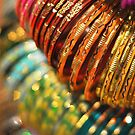 Bangle Rainbow by Emilie Trammell