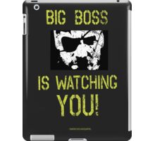 B. B. is watching you! iPad Case/Skin