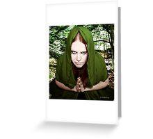 Hespiride's wish Greeting Card