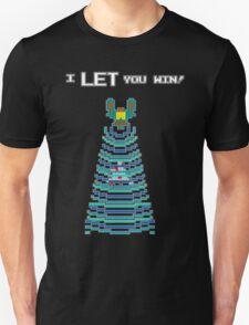 Galaga: I LET You Win! Unisex T-Shirt