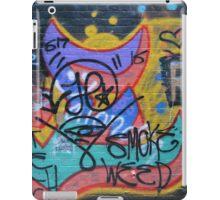 smoke weed iPad Case/Skin