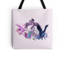 My Little Princesses Tote Bag