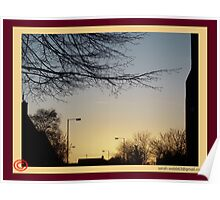 Sunset Street Poster