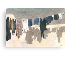 Watercolour Wash Canvas Print