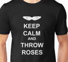 Tuxedo Mask - Keep Calm Unisex T-Shirt